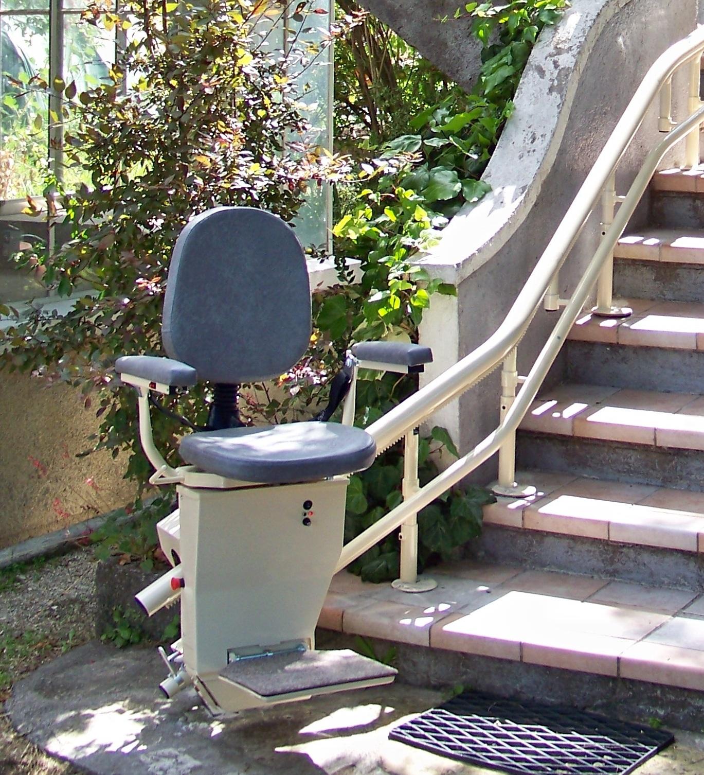 Monte escalier exterieur prix 28 28 images stannah for Prix escalier exterieur